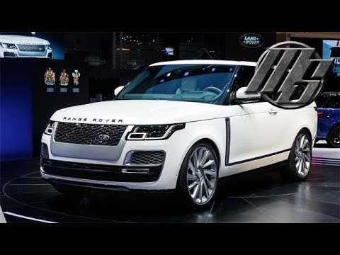 2019 Range Rover Coupe -  Features, Interior, Design - what car - Motorshow