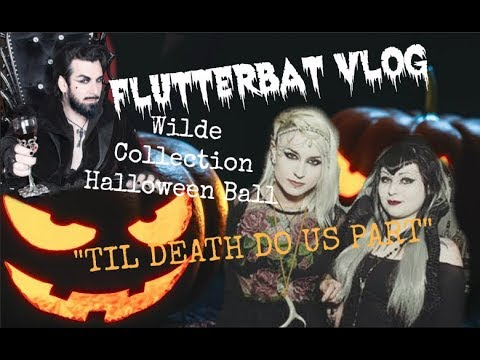 Samhain, Osteology, Aurelio Voltaire LIVE, and Judging a Costume Contest...
