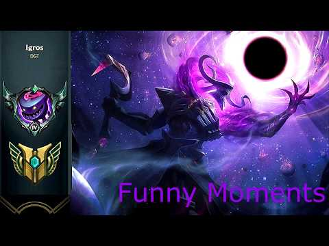 League of Legends ; Funny moments