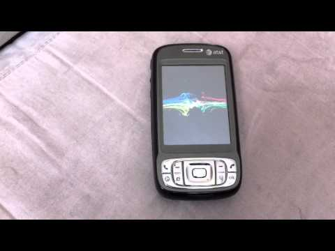 HTC Tilt 8925 Android 2.2.1 Booting from NAND