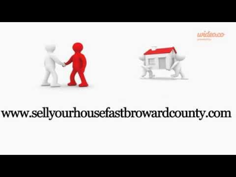 We Buy Houses Broward County | (954) 834-3360 | Sell Your House Fast Broward County