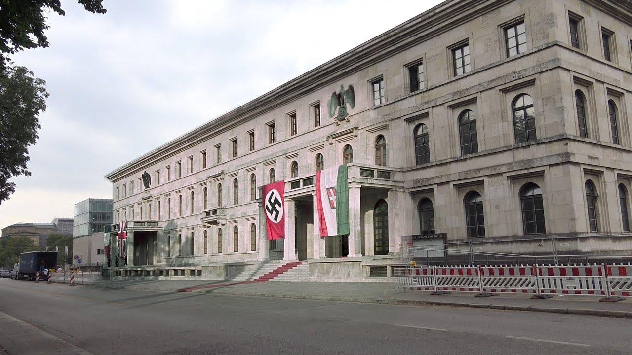 München Now & Then  Episode 6 Führerbau  YouTube