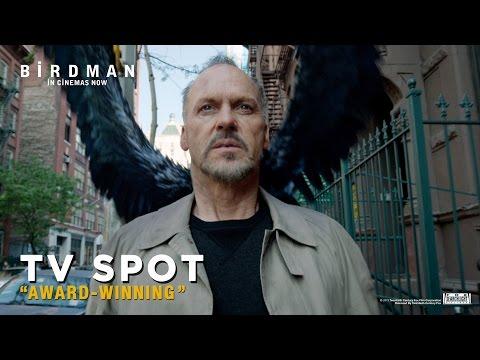 Birdman ['Award-winning' TV Spot In HD (1080p)]