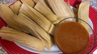 How to Make Easy Tamales in a Crock Pot Instant Pot Pressure Cooker