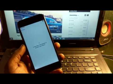 Icloud unlock for Iphone 6/7/8/8+ ios 12|| icloud activation lock bypass November 2019 100% working