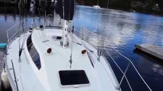 THE AVANTI - 30 ft -  Cal 9.2 Sailboat - For Sale - Halifax
