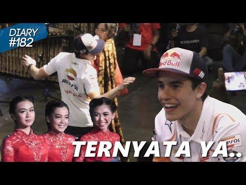 Dua Hari Marc Marquez Di Bandung Begini Neh.. [Full Vlog feat BobbyStuntrider] Mp3