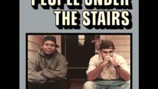 People Under The Stairs-Letter 2 C/O The Bronx