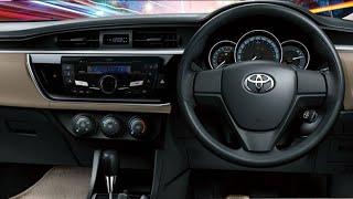 Toyota Corolla 1.3 GLI M/T | 2019 Complete Review