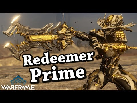 Redeemer Prime - Why do the bullets not benefit from crit multiplier