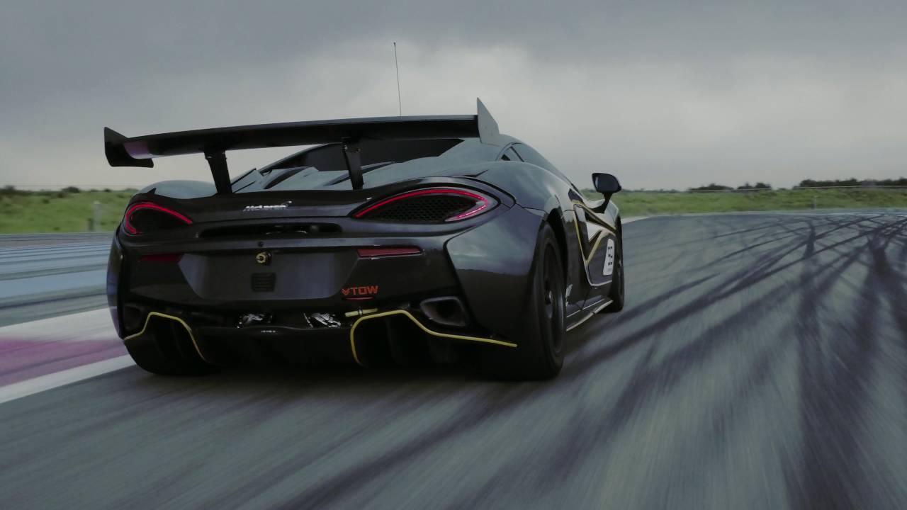 McLaren 570S GT4 Ends Development With Victory