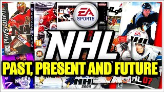 The Story of EA Sports NHL