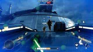 Star Wars Battlefront 2 Heroes vs. Villains Matches - 2018-05-22 - As Yoda On Kamino(Once Again)