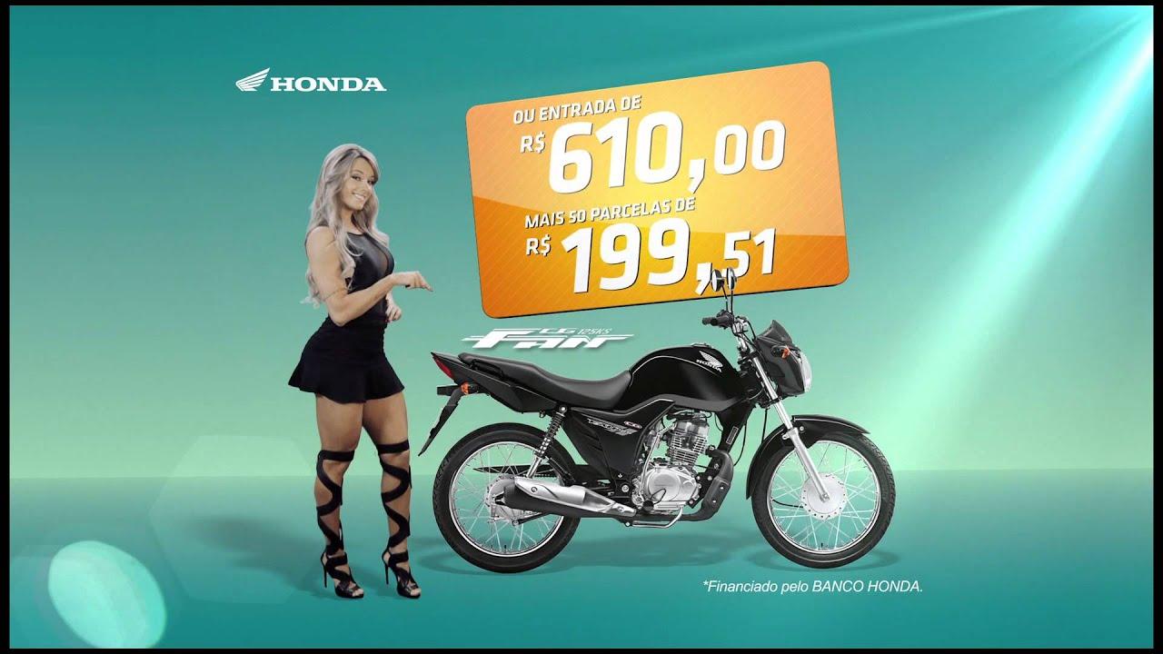 Honda Motos Juju Salimeni Youtube