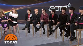 GOT7 Dish On Fame, Dancing And Bonding With Fans | TODAY