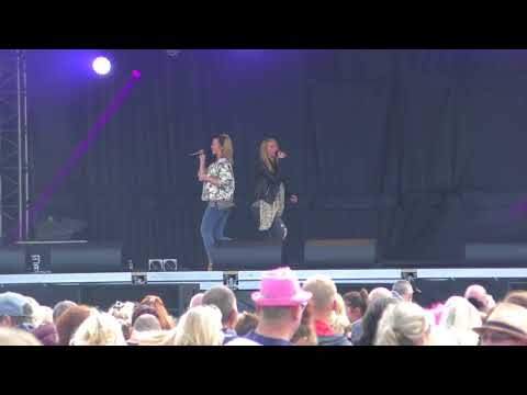 Atomic Kitten - THE TIDE IS HIGH at The South Tyneside Festival 2018