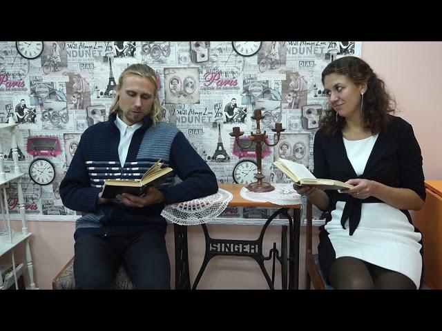 Изображение предпросмотра прочтения – НинаДавыдова читает произведение «Обломов» И.А.Гончарова