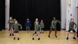 A wee look to our Competition Team rehearsals | Achieve More!