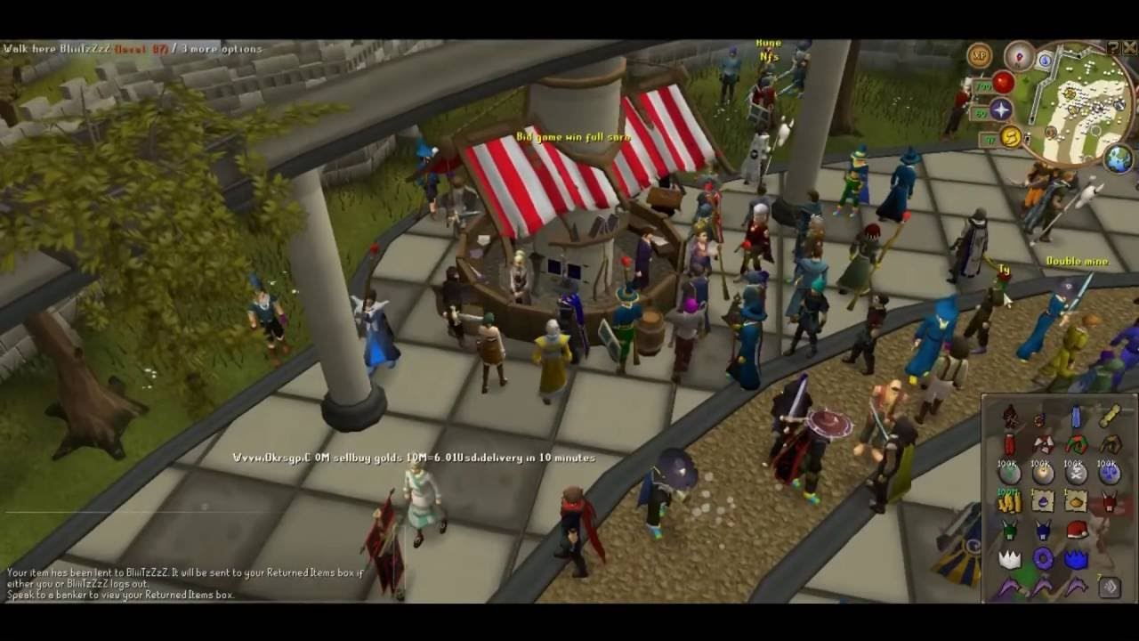 runescape world 901