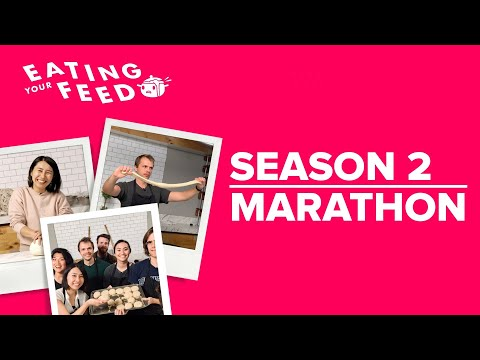 Eating Your Feed Season 2 Marathon • Tasty