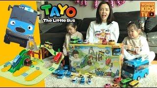 [타요 콜렉션] 꼬마버스 타요 장난감들 모두 모아봤어요! 타요 남산도로놀이, 긴급출동센터, 타요 차고지, 타요 주차장 THE Little bus tayo toys