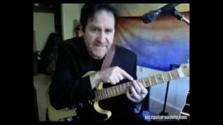 Tim Lerch - Loverman Solo Guitar - Jazz Guitar Society Master Class