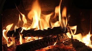 Cheminée Relaxante et Douce Musique d'Ambiance – Relaxing Fireplace and Sweet Ambient Music