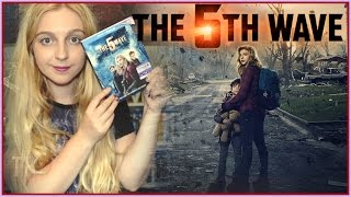 the 5th wave 2015 blu ray movie review   fkvlogs