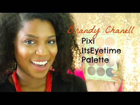 ItsEyeTime Pixi Palette collaboration with ItsJudyTime thumbnail