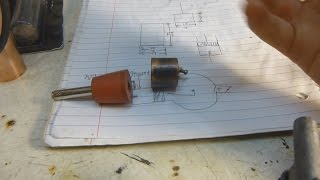 Part 1. First Attempt at Making an Internal Combustion Engine