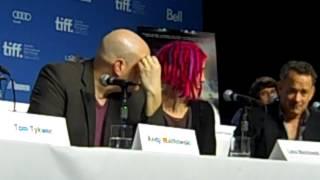Cloud Atlas Press Conference In Toronto