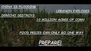 Do You Really Think Things Are Getting Better??  The Gov't Is Stocking Up; Are You??
