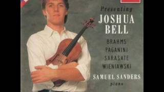 Josh Bell plays Sibelius Mazurka Op81 no1