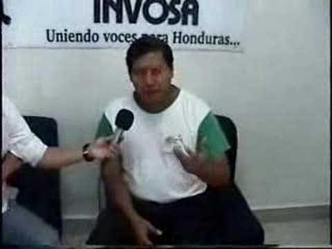 Padre Tamayo critica política forestal de Honduras