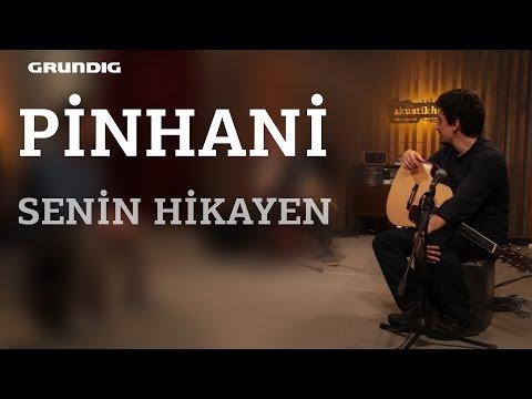 Pinhani - Senin Hikayen / #akustikhane #sesiniaç