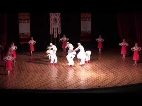 Traditional Ukrainian Dance | Folk Dance from Ukraine