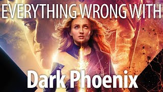 Everything Wrong With Dark Phoenix In Plenty Of Minutes