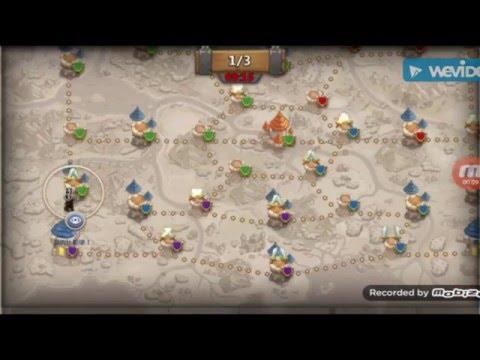 Castle Clash: Fortress Feud!