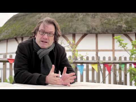 Patrick Spottiswoode from Shakespeare's Globe talks about our Container Globe!