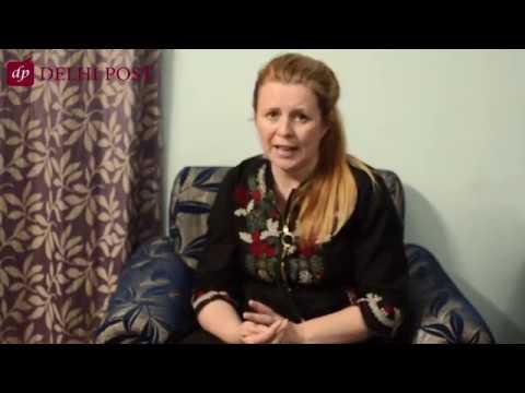 Delhi Post Interview with Tara McCartney | Director, United for Hope | #LeaderSpeaks |