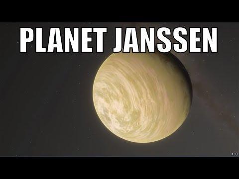 This Unusual Exoplanet Called Janssen Has Very Strange Atmosphere