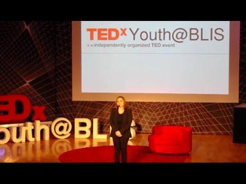 Hayaller Yol Haritamizdir  | Ayça Nur Kip Akyol | TEDxYouth@BLIS