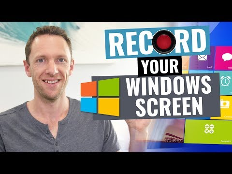 How to Record Your Screen on Windows! (Screen Capture Windows Tutorial) from YouTube · Duration:  8 minutes 47 seconds