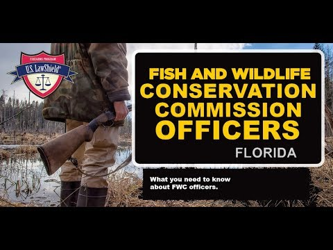 Florida Fish and Wildlife Conservation Commission Officers