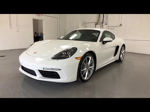 2017 Porsche 718 Cayman Lincolnwood, Chicago, Highland Park, Westmont, Barrington, IL PP3647