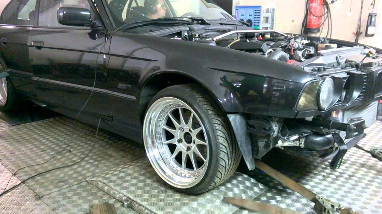 Bmw e34 540 turbo dyno