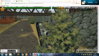 Tanki online-parkour level 3[№11]