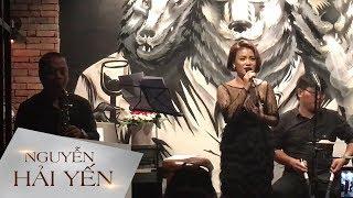 [Live] Nỗi Nhớ Dịu Êm - Nguyễn Hải Yến (Sài Gòn) - Top Hit 90'