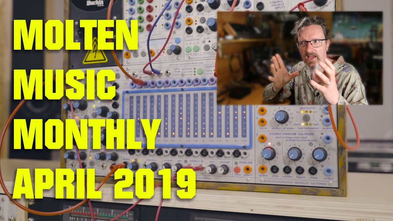 Molten Music Monthly April 2019 Youtube