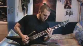 Metallica - The God That Failed (guitar cover)